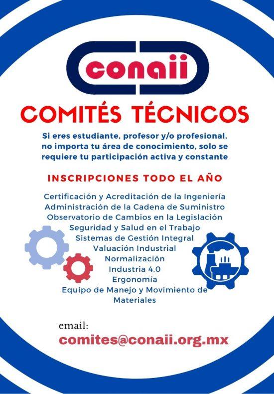 COMITÉS TÉCNICOS