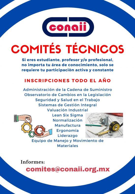 Comites Tecnicos V01